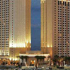 $269 | Hilton Grand Vacations Suites on the Las Vegas Strip | Summer Las Vegas Vacation | Studio Suite | 5 Days 4 Nights | Discount Hotel Rate