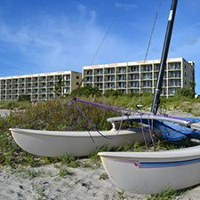 $119 | Ocean Landings Resort | Valentine's Day Cocoa Beach Vacation | Standard/Deluxe Hotel Room | 4 day 3 night | Discount Hotel Rate