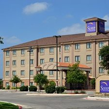 Sleep Inn in San Antonio Near SeaWorld