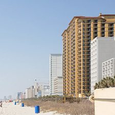$29 | Patricia Grand | Fall Myrtle Beach Vacation | Standard/Deluxe Hotel Room | 3 Day 2 Night | $50 Visa