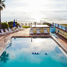 $79 | Sea Shells Beach Club | Summer Daytona Beach Vacation | Studio Suite | 3 Day 2 Night | $100 Dining Dough
