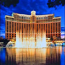 $469 | The Bellagio Hotel | Memorial Day Las Vegas Vacation | Deluxe Hotel Room | 3 Day 2 Night | 2 Gondola Ride Tickets