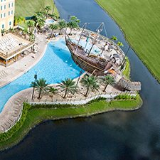 Orlando Florida Vacations - Lake Buena Vista Resort Village and Spa vacation deals