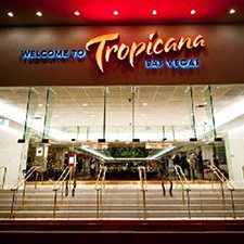 $199 | Tropicana Las Vegas Hotel | Winter Las Vegas Vacation | Standard/Deluxe Hotel Room | 4 day 3 night | $100 Dining Dough