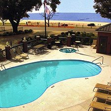 $339 | Gulfport Hampton Inn | Spring Break Biloxi Vacation | Standard/Deluxe Hotel Room | 6 day 5 night | $50 Dining Dough
