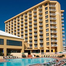 $149 | The Plaza Ocean Club | Memorial Day Daytona Beach Vacation | Deluxe Hotel Room | 4 day 3 night | $50 Dining Dough