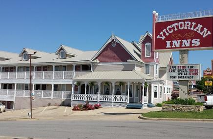 FREE | Victorian Inn | Easter Branson Vacation | Deluxe Hotel Room | 3 Day 2 Night | Discount Hotel Rate