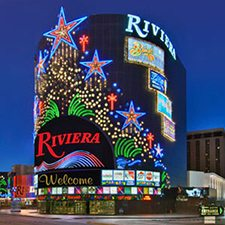 $99 | Riviera Hotel and Casino | Memorial Day Las Vegas Vacation | Deluxe Hotel Room | 5 day 4 night | Discount Hotel Rate