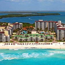 $119 | Emporio Hotel and Suites | Valentine's Day Cancun Vacation | Deluxe Hotel Room | 3 Days 2 Nights | All Inclusive Resort