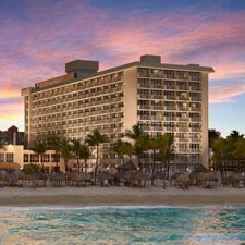 Miami Vacations - The Newport Beachside Hotel and Resort vacation deals