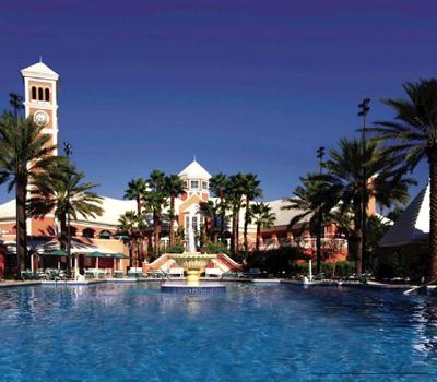 $379 Orlando Hilton Garden Inn SeaWorld 5 Days Thanksgiving