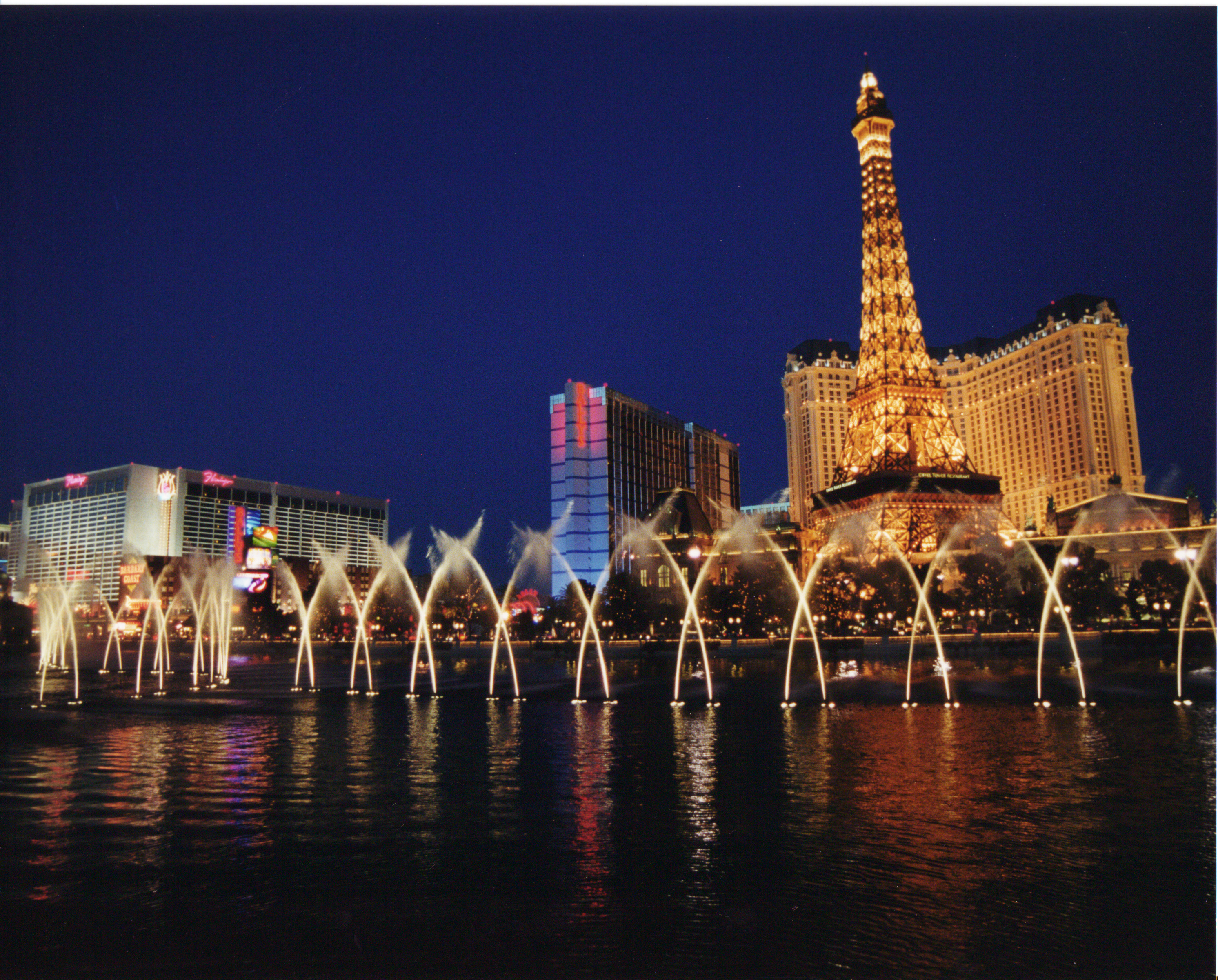 Easter Las Vegas Vacation at Riviera Hotel and Casino from $1 Deal 83711
