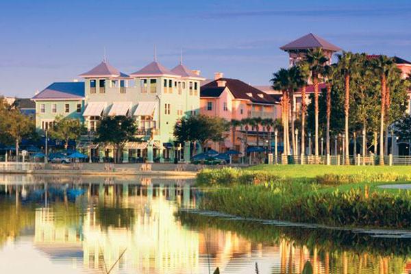 Easter Orlando Florida Vacation At Melia Orlando Suite