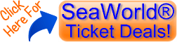 Rooms101.com is the best online website source for dicount Orlando Florida seaworld tickets and Seaworld Orlando, FL vacation package deals and last-Minute Orlando seaworld hotel specials!